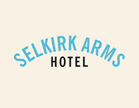 Selkirk Arms Hotel - Website