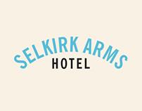 Selkirk Arms Hotel - Website