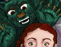 Misc. Children's Colored Illustrations