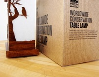 SF Zoo Table Lamp