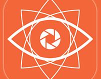 App Design 'Eyetag'