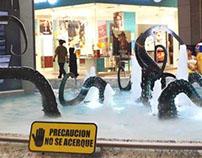 """Ambient - Visita la Mansión del Terror en """"City Mall"""""""