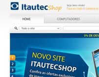 E-commerce ItautecShop