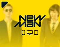 // Webdesign NewMan //