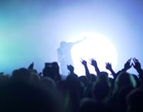 Live Showreel 2013