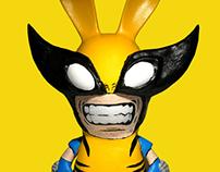 Rabbid Wolverine