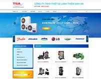 Thien Sinh An Refrigeration Equipment
