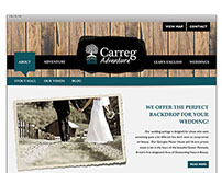 Carreg Adventure Website