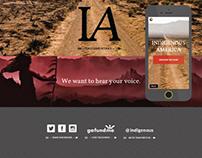 Indigenous America Documentary Website