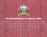 FERME BROWN FARMS_responsive website