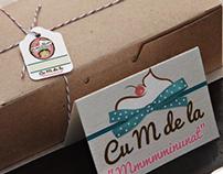 Madame de Biscuit - Branding