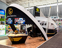 Eastern Fisheries Exhibit Booth
