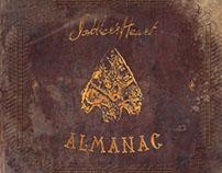 "Soldier's Heart ""Almanac"" CD Artwork & Marketing"
