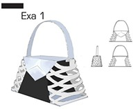 3d Printed Handbag Concepts