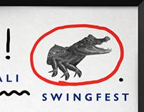 Denovali Swingfest Posters