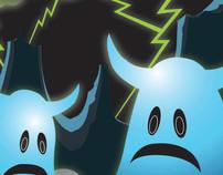Frightening Lightning