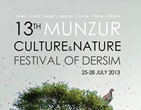 13th Munzur Culture & Nature Festival of Dersim - 2013