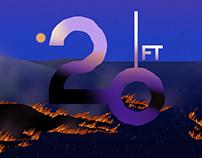 20ft Radio week design