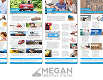 Corporate Newsletter Design Templates - Mintel