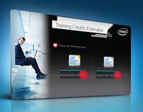 Intel/External Training Estimator