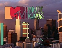 MTV Movie Award Packaging
