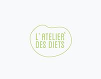 L'Atelier des Diets - Branding