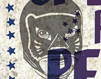 Lucha Libre Phoster