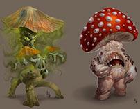 concepts hongos