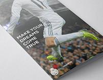 Real Madrid Logo Re-design