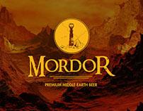 Mordor Beer - Concept