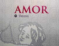 """Illustrazioni del libro """"AMOR / Verona"""""""