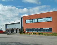 Jansen Warehousing DC, Harderwijk, the Netherlands