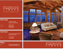 Restoration Timber - Brochure