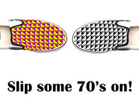 Slip some 70's on! | Pattern