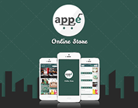 appe , online store ..