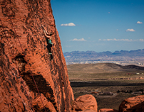 Red Rocks - Rock Climbing