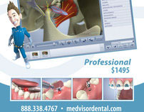 MedVisor Dental Print Collateral