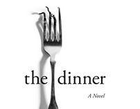 "Student Project ""The Dinner"" Book Jacket"
