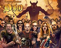 Ronnie James Dio - This Is Your Life - Tribute CD