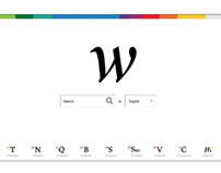 Wikipedia Redefined | The W rebrand