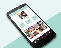 Pixel Paste - Instagram Concept