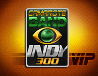 BAND INDY 300