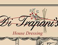 Di Trapani's Logo & Label