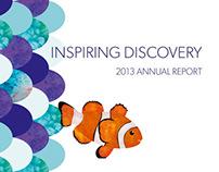 Student Project: Aquarium Annual Report