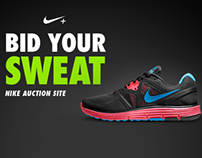 BID YOR SWEAT // NIKE MÉXICO