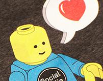 SocialMedia.org T-Shirts