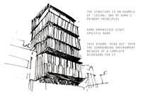 Sketchbook / Precedent Study