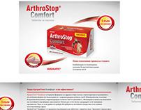 Leaflet for ArthroStop Comfort