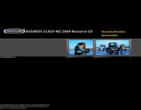 Freightliner Business Class M2 2004 Resource CD