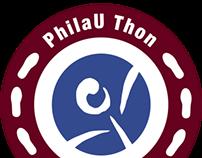 PhilaU Thon Logo